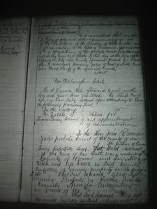 TT Probate Page 1